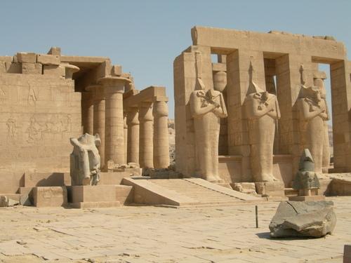 Храм Рамсеса 3