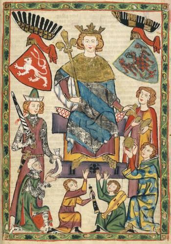 Венцель II Богемский – король Польши