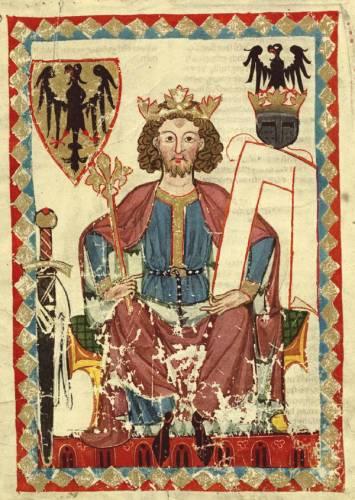 Генрих VI Гогенштауфен